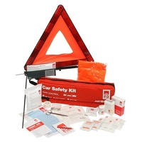 First Aid St John Car Safety Kit 600203 - each
