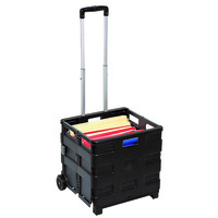 Collapsible Storage Trolley 25kg capacity 87505 - each