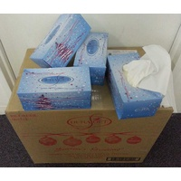 Facial Tissue Durasoft 2 Ply BOX 180 36 packs in box ONLY QLD - each