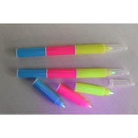 Security Marker pack 5  Ultra Violet Light 3 colour UV pens markers