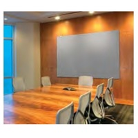 Whiteboard EDGE LX9000 1820 x 1200 Projection Designer Range Architectural LX9-1812-P - each
