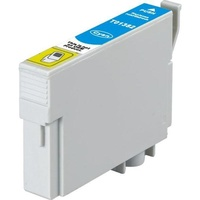 Epson 138 T1382 Cyan Compatible Inkjet Cartridge Pigment