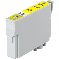 Epson 138 T1384 Yellow Compatible Inkjet Cartridge Pigment