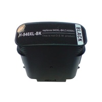 940XL Compatible Black Inkjet Cartridge