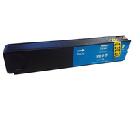 980XL Cyan Compatible Inkjet Cartridge