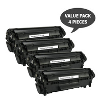 FX-9 Black Premium Generic Toner (Set of 4)