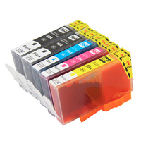 564XL Compatible Inkjet Set 5 Cartridges