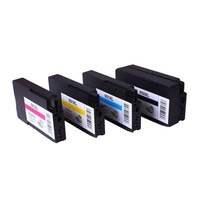 950XL 951XL Remanufactured Inkjet Cartridge Set 4 Cartridges