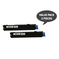 43979103 Generic Toner Cartridges X 2