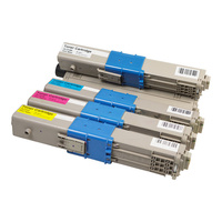 C510 Premium Generic Colour Toner Set