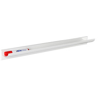 Magnetic Pen Tray White 600mm removable LX7 for series