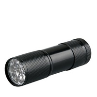 Torch UV light 9 LED UV blacklight flashlight