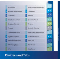 Dividers & Indices