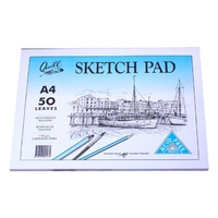 Sketch Pad Quill A4 50 leaf PSC5A4 - pack 5