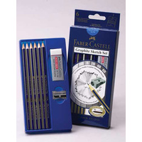 Pencil Gold Faber Sketch - set
