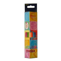 Pencil Colour Belgrave Triangular 83040 - pack 12