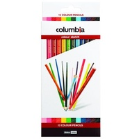 Pencil Columbia Coloursketch Pack 12 x 10 Packs