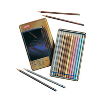 Derwent Pencil Metallic R0700456 Tin 12