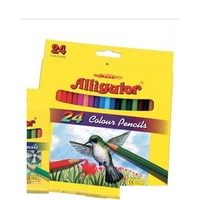 Pencil Faber Castell Alligator 117918B Colour Pack 24