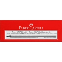 Pencil Faber Castell Jumbo Pack 12 111900