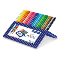 Pencils 157 Staedtler Ergosoft Colour Packet 24