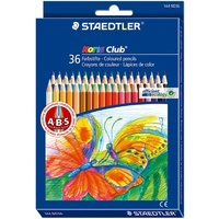Pencil Staedtler Noris Club 144ND36 Coloured Pack 36