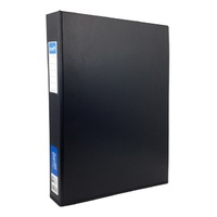 Ringbinder A3 2/38/D Black Bantex Upright 1267 210