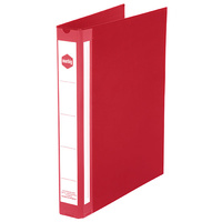 Ringbinder A4 2/26/D Deluxe Marbig Red  5072003