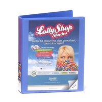 Insert Binder A4 2/26/D Clearview Bantex Blue Lollyshop 2731 274