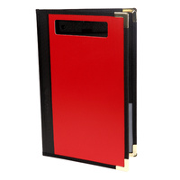 Clipfolder FC Supertuff 057709LRD Red