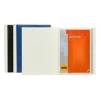 Display Book Insert cover A4  50 page Insert Marbig Black 2057002