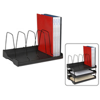 Book Rack Adjustable Arnos Eco Tidy E120