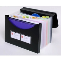 Expanding File With Storage Box Marbig 90022 - each