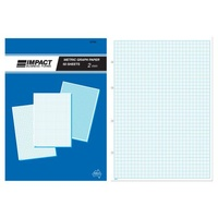 Graph Pad A3 2mm 50 Sheet GP780 Impact