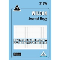 Account Books Wildon Journal 313W WIL313