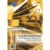 Recordex Accounting System Zions REC 1