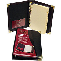 Business Card Book A5 W85 Binder Waterville W85-120 - each
