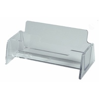 Business Card Stand Clear SWS