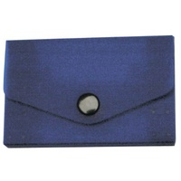 Business Card Wallet 30 cards Mini Box Colby P640MB Purple