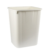 Waste Bin 32 litre White no lid I180 - each