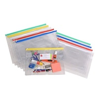 Clear Case A4 335x245mm Assorted 9008099 colours Marbig