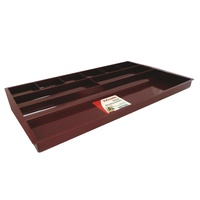 Drawer Tidy Executive SWS Burgundy 46007 Esselte