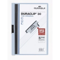 File Duraclip A4 Blue 3mm