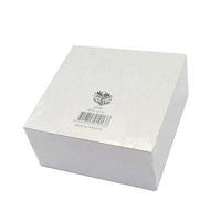 Memo Cube Refill 95x95mm SWS Blank Pack 500
