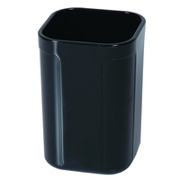 Pencil Cup Black Esselte 46052 68x100x96mm