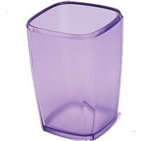 Pencil Cup FROSTED GRAPE 3415 Metro 234159 - each