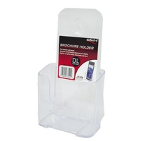 Deflecto DL Brochure Holder Single Pocket 77501