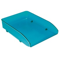 Desk Tray Metro 3461S Frosted Blueberry
