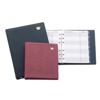 Telephone Address Book 6 Ring 2790V78 Burgundy