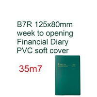 Diary Financial B7R 18/19 35M7 Week To An Opening Green Colins